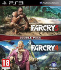 Far Cry 3 & 4 Double Pack PS3