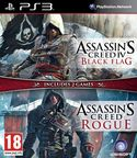 Assassin's Creed IV: Black Flag And Assassin's Creed: Rogue PS3