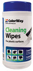ColorWay Wipes For Plastic Surface Cleaning