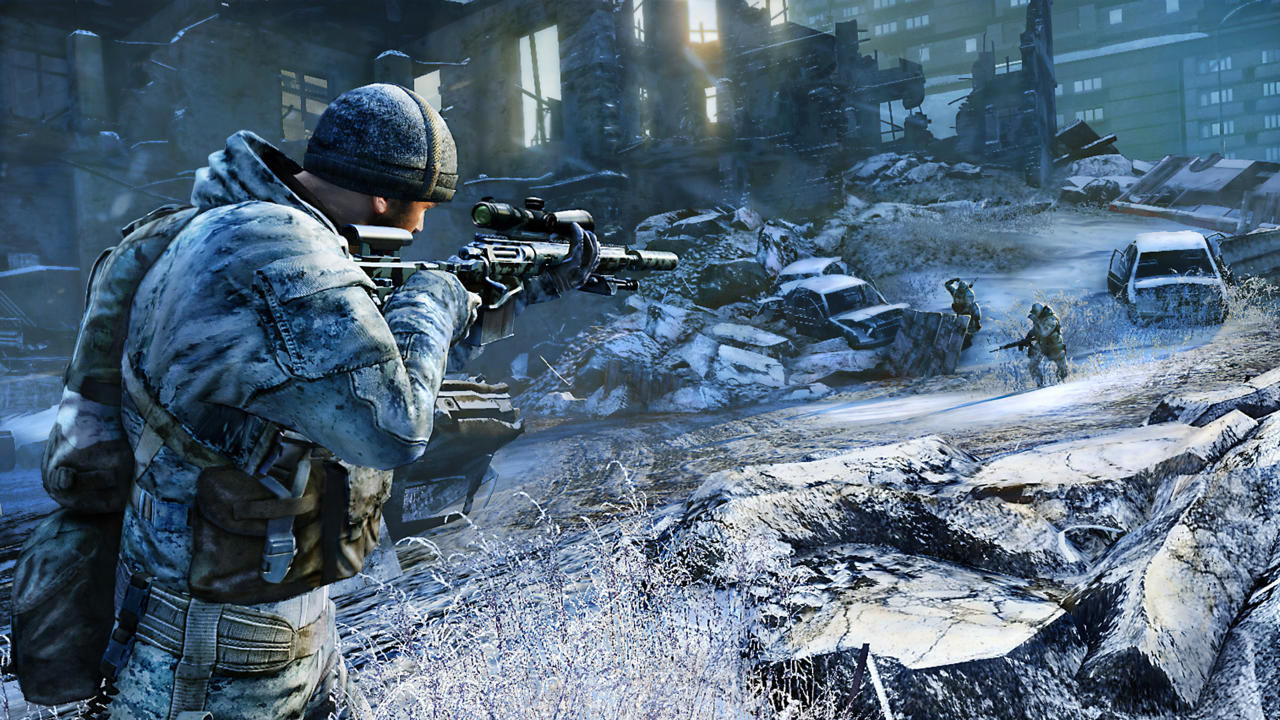 PC SNIPER: GHOST WARRIOR 2 All DLCs RG