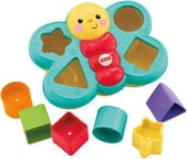 Fisher Price Butterfly Shape Sorter CDC22