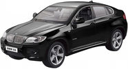 Rastar BMW X6 1:14 Black