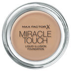 Max Factor Miracle Touch Liquid Illusion Foundation 11.5g 45