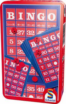 Brain Games Bingo
