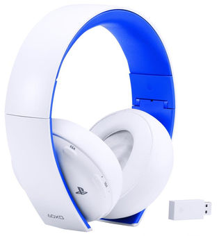 Sony Gold Wireless Stereo Headset 2
