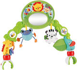 Fisher Price Deluxe Stroller Activity Center BHW57