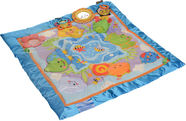 Fisher Price Friendly Firsts Discovery Playquilt M5605
