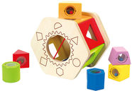Hape Match Shape Sorter E0407