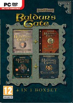 PARADOX INTERACTIVE Baldur`s Gate: 4 in