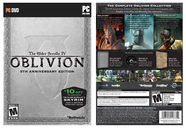 Elder Scrolls IV: Oblivion 5th Anniversary Edition PC