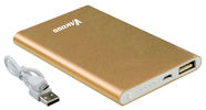 Vakoss Power Bank 5000mAh Gold