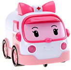 Silverlit Robocar Poli Amber With Light 83095