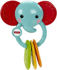 Fisher Price Elephant Teether CGR95