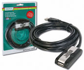 Digitus USB 2.0 Repeater Cable 5m