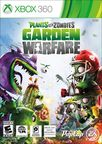 Plants vs. Zombies Garden Warfare Xbox 360