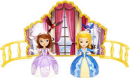 Mattel Sofia The First Dancing Sisters Y6644
