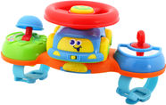 Blue Box Baby Drive & Push Racer 003969