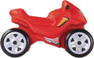 Step 2 Motorcycle Red 704600