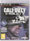 Call Of Duty Ghosts Includes Free Fall PS3