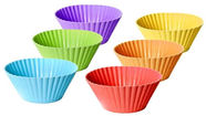 Vetro-Plus Silicone Baking Cups