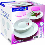 Luminarc Everyday Set of 18 Pieces