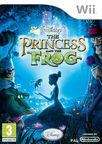 Disney Princess And The Frog Wii
