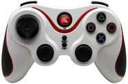Spartan Gear Wireless Six-Axis Bluetooth Controller White