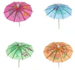 Pap Star Decor Umbrella 6pcs