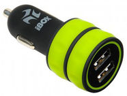 iBOX C-12 Car Charger Dual USB 3.1A
