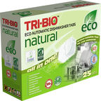 Tri-Bio Dishwashing Tablets 25pcs
