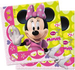 Dajar Minnie Napkins 33cm 20pcs