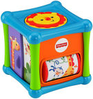 Fisher Price Animal Activity Cube BFH80