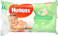 Huggies Natural Care 56pcs