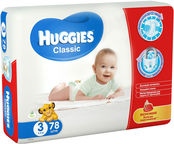 Huggies Classic MP3 78