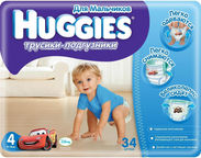Huggies Pants Boys JP4 34