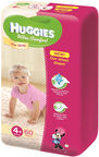 Huggies Ultra Comfort Girls MP4 60