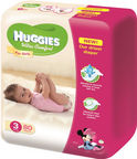Huggies Ultra Comfort Girls MP3 80