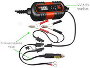 Black & Decker 1 Amp Battery Charger
