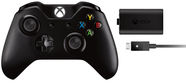 Microsoft Xbox One Wireless Controller Black Incl. Play And Charge