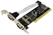 LogiLink PCI Interface Card Serial PC0016