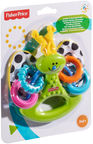 Fisher Price Crinkle & Clack Butterfly H9463
