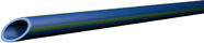 Aquatherm Climatherm Heating Tube 50x4.6mm Blue Green