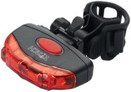 Torch Tail Bright USB Red/Black