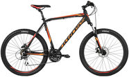 Kross Hexagon X4 26 19 Black/Orange 16