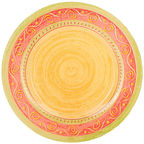 Luminarc Pueblo Dinner Plate 25cm Orange