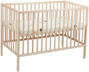 Minikid Baby Bed Natural 115