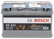 Bosch AGM S5 A11 Battery