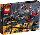 LEGO Batman Gotham City Cycle Chase 76053