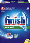 Finish All in 1 Powerball Tabs Lemon 56pcs