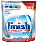 Finish Power and Pure All in 1 Tabs 24pcs